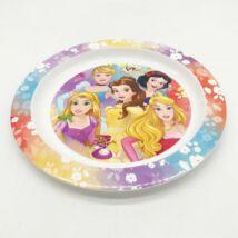 Disney Hercegnős Műanyag Lapostányér