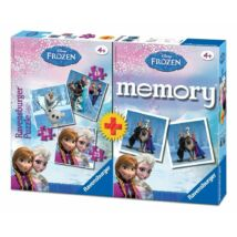 Jégvarázs Puzzle + Memória Játék Egyben