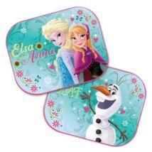 Frozenes Napellenző 2 db-os: Anna, Elza és Olaf