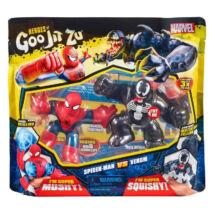 Goo Jit Zu: Pókember és Venom Figurák