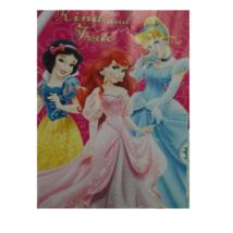 Disney Hercegnős Takaró 120 x 150 cm