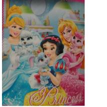 Disney Hercegnős Takaró 120 x 140 cm