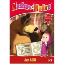 Masha és a Medve Foglalkoztató Füzet: Az idő