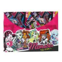 Monster High A4 Mappa