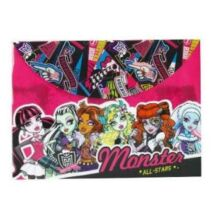 Monster High A4 Mappa