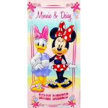 Minnie Egér és Daisy a Strandon Törölköző