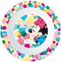 Minnie Egeres Műanyag Mélytányér