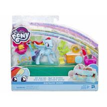 My Little Pony: Rainbow Dash Turista szett