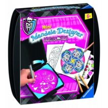 Monster Hight Mini Mandala Rajzoló