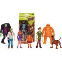 Scooby-Doo Figurák