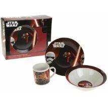 Star Wars Porcelán Étkészlet