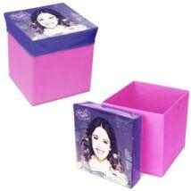 Disney Violetta Tároló Doboz Ülőke