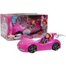 Winx Club Bloom&Mágikus autó