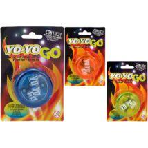 Wtoy yo-yo, világító többféle