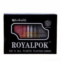 Royalpok Plasztik Pókerkártya