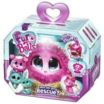 Fur Balls: Meglepetés Állatka - Rózsaszín