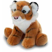 Tigris 28 cm-es Plüssfigura