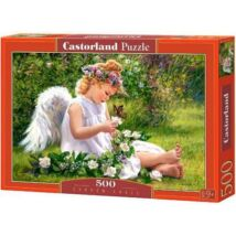 Castorland Puzzle: Kerti Angyal