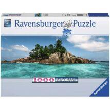 Ravensburger Puzzle: Sziget 1000 db