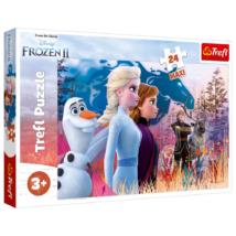 Frozen II. Maxi Puzzle 24 db-os