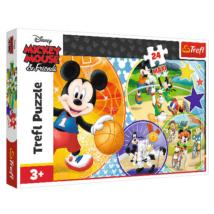 Mickey Egér és Barátai A Sportnapon Maxi Puzzle 24 db-os