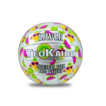 TeoKaido Silver Műbőr Röplabda