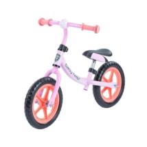 Rózsaszín Baby Twist Futóbicikli