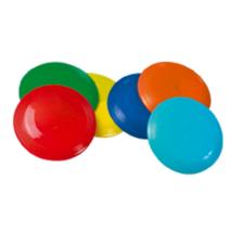 Műanyag Frizbi 26 cm-es