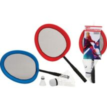 Badminton Tollas két tollas labdával