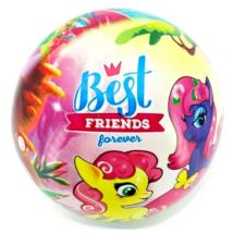 Best Friends Pónis Gumilabda