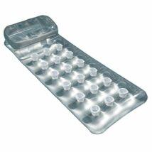 Intex szürke poharas matrac
