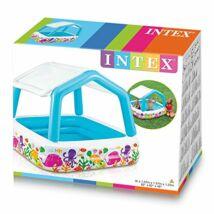 Intex Gyerekmedence Árnyékolóval 157x157x122 cm