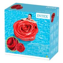 Intex Rózsa Alakú Úszósziget Kapaszkodóval