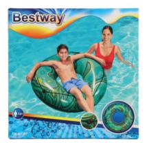 Bestway Kígyómintás Úszógumi 119 cm-es