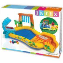 Intex Dínó medence, játékcenter