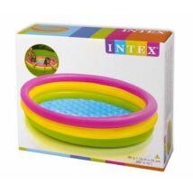 Intex színes medence 147 cm