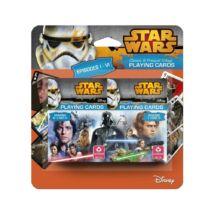 Star Wars Franciakártya 2 Pakli