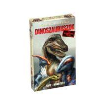 Kártya: Dinoszauruszok