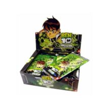 Ben 10 Gyűjthető Turbó Kiegészítő Kártyacsomag