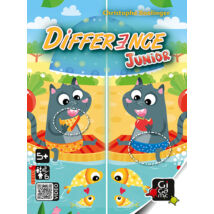 Difference Junior Fémdobozos