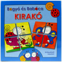 Bogyó és Babóca Kirakó