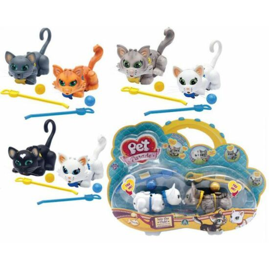 Pet Parade Cica 2db-os szett