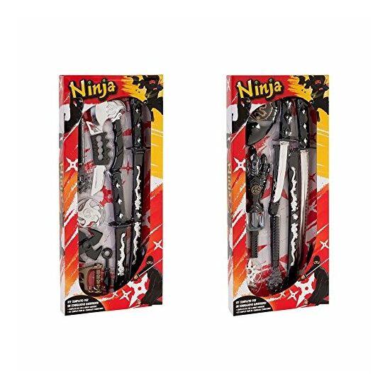 Ninja Fegyver Készlet  Dobozban