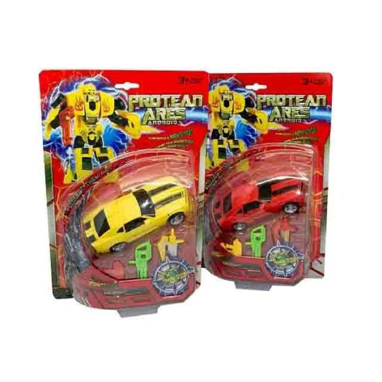 Protean Ares Transformers