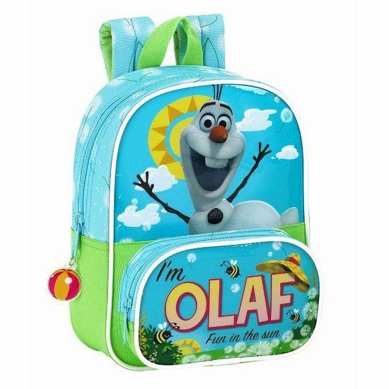 Jégvarázs Olaf ovis hátizsák