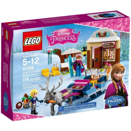 LEGO Jégvarázs Anna és Kristoff szánkós kalandja 11999