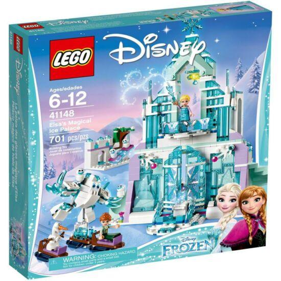 LEGO Jégvarázs Elza varázslatos jégpalotája