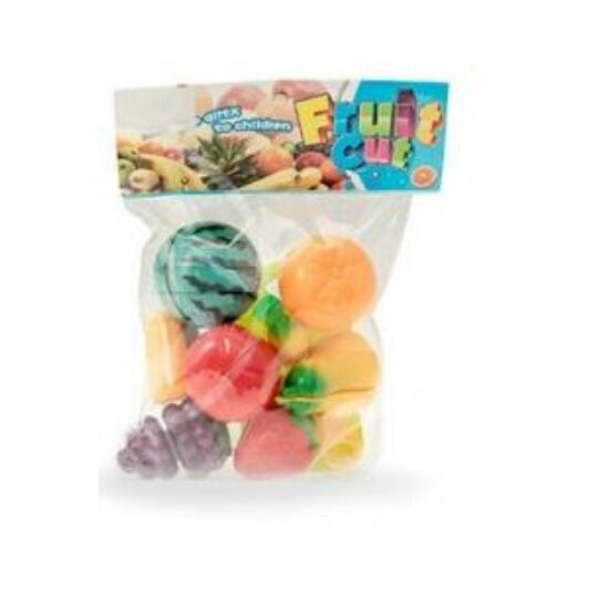 Műanyag Vágható Gyümölcs