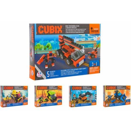 Cubix Építőjáték Többféle
