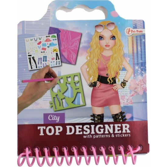 Top Designer: Divattervező Füzet